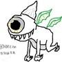 Alien one eye by crackos