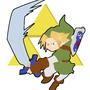 Link (Legend of Zelda) by CmOrigins