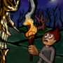 Espy A Demon Tree by ZiroSkill