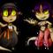Suma and Esha