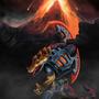 Renekton (League of Legends) by Skankky