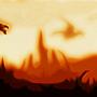 Flight of dragons by TrojanMan87