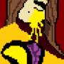 Avas Demon Pixel art by jamstrax