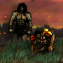 Warriors by TrojanMan87