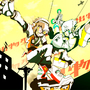 Jet Set Radio Z station by MAKOMEGA