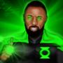 Idris Elba as GL by SmokeyTaylor