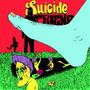 SUICIDE FRIEND by ShizzleCreature