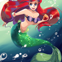 Ariel II by ZakkVanBurace