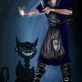 Alice Fanart by SoraXes