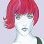 Redhead Beauty by Crystalspike