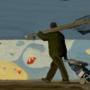 Angler painting