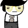 My Homestuck character. by OwlThrower