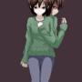 Character Design: Eva by JessieK