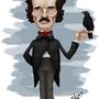 Edgar Allan Poe by dYb