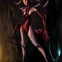 Demoness by BazookaBonsai