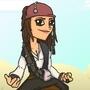 Captain jacqueline Sparrow