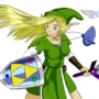 Female Link (Contest Entry)