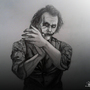 The Joker by MZLART