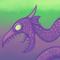 sea serpent painting