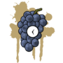 GrapesClock