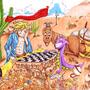Random Illustration by oroy2041