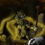 Malwalm, Shepherd of Mushrooms by Kkylimos