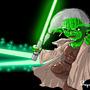 Female Yoda by gregoryjramos
