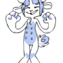 Codie the Cow by limeslimed