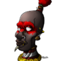 African Warrior by Kkylimos