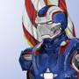 Iron Patriot by gregoryjramos