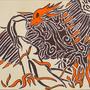 Sharpie phoenix with woman by Escapement