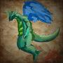 Water dragon by tatsumaru7