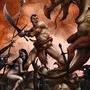 the Wyvern Slayer by ArtDungeon