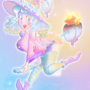 Marshmallow Witch by doublemaximus