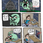 Internet Ghost by turtleco