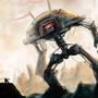 Giant Robot by gavinvalentine