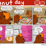 Donut Day by WaldFlieger