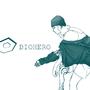 Biohero (monochrome) by GamerTheory