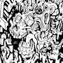 Dice eye skull by flinnsane