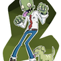 Zombies by Soapmonster