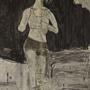 Woman Runner (forward) by ElectroJoe