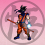 Ninja Goku Son