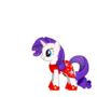 Rarity by RoseLynnDerpySong