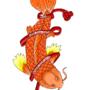 koi fish by Sam-DeanWinchester