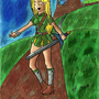 Female Link by jennyleigh