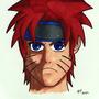 Naruto look alike by jennyleigh