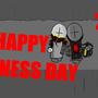 HAPPY MADNESS DAY by madyellow