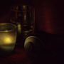 Candlelight Still Life by Xenzo