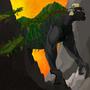 The First Gargoyle by HellHideDragon
