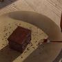 chocolate cake by Nasenbaerr